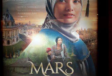 Repro poster film MARS