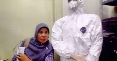 Pakaian anti radiasi