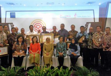 Penerima Anugerah Pancawara (Foto Nur Terbit)
