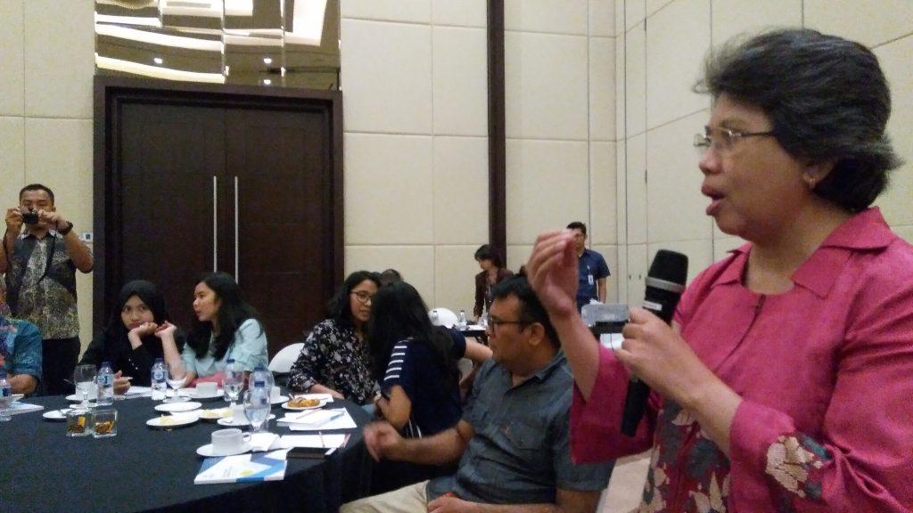 Ir Dewi Yuni Muliati, Sekertaris Deputy Bidang Partisipasi Masyarakat KPPA (dok pribadi)